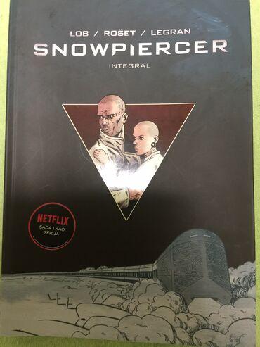 "Kompletan strip ""Snowpiercer"""
