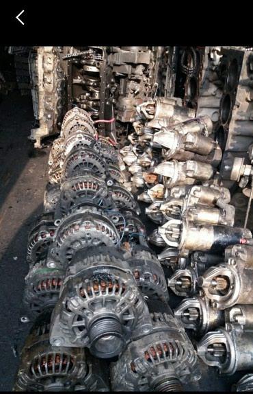 генераторы kraft в Кыргызстан: ГЕНЕРАТОРЫ . На мерс. 124 (На Tdi и Musso.)