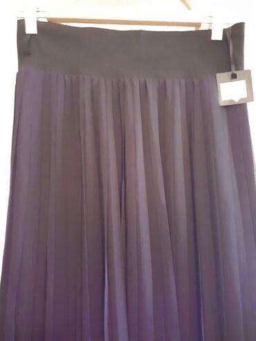 """11076 объявлений: Шифоновая юбка гофре""""sophene'""""40 размер (то есть 46-48 размер) длина"""