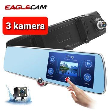 Avtomobil elektronikası - Azərbaycan: Videoqeydiyyatci avto kamera video registrator 3 kameraOriginal D51