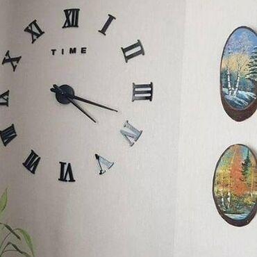 Divar saati dekor 60 sm 22 azn 1 metr 33 azn