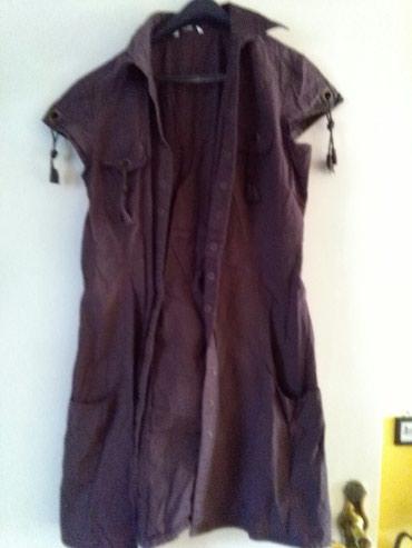 Haljina prelepa,moze se nositi kao kardigan,veoma moderna,I malo - Sombor