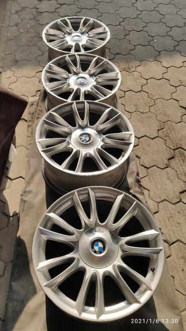 Диски BMW Individual R20 301 стиль, разноширокие: 8.5J и 10J шириной