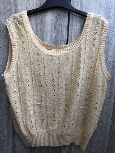 Pletena jaknica - Srbija: Vintage - pletena majica