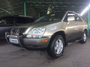 Lexus RX 3 л. 2001 | 175550 км