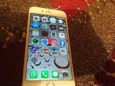 Электроника - Ашагы-Гюздек: Б/У iPhone 6 16 ГБ Желтый
