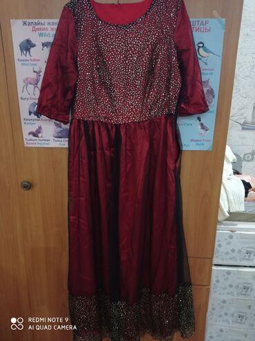 Платье вечернее б/у 500 сомов г Жалал-Абад тел
