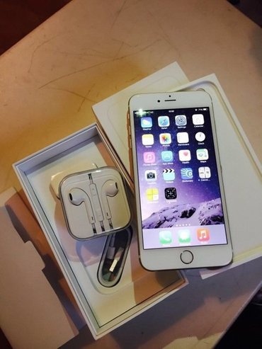 Продаю iPhone 6 Gold 16 Gb в Бишкек