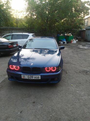 ищу работу водителем категории в с д е in Кыргызстан | ДАЛЬНОБОЙЩИКИ: BMW 5 series 2.5 л. 2002