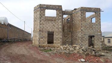 Продам - Азербайджан: Abşeron rn stasiya Aşaqı Güzdek qesebesi 10 x10 yarı tikili ev