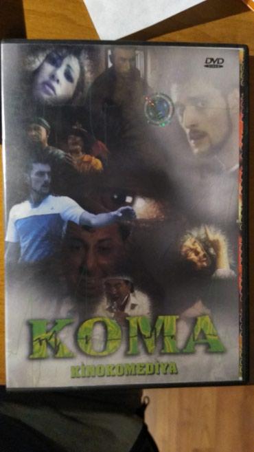 hard disc - Azərbaycan: DVD Disc Kinokomediya KOMA