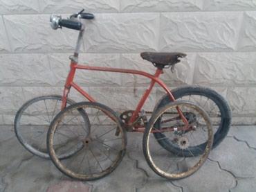 Велосипед ветерок 60х70х годов в Бишкек