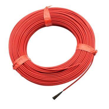 Нагревательный кабель 33 Ом 10 метров 2 мм тефлон 12k   Нагревательный