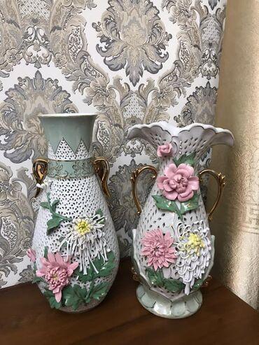 Продаю вазы новые