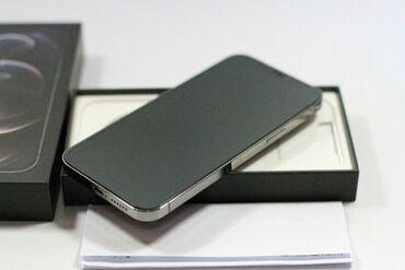 Yeni iPhone 12 Pro 256 GB Qara (Jet Black)