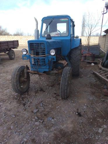 Gəncə şəhərində Traktor Mtz80