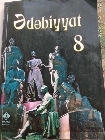 Спорт и хобби - Говсаны: Ədəbiyyat - 8 . 2013 il