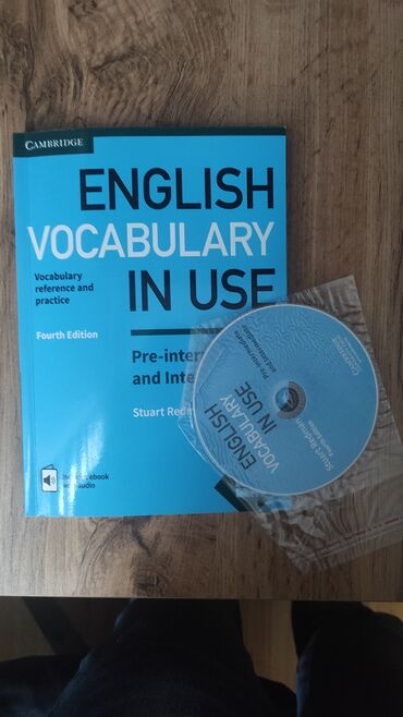 10147 elan | KITABLAR, JURNALLAR, CD, DVD: English vocabulary in use pre intermediate - intermediate fourth edit
