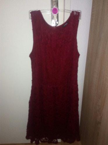 Nova borda haljinica,mnoho lepo stoji,prelepa je...(ofinger nije od - Krusevac
