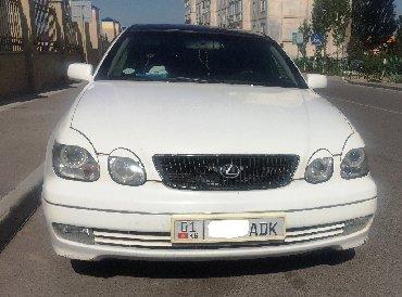 Lexus GS 3 л. 2001 | 85000 км