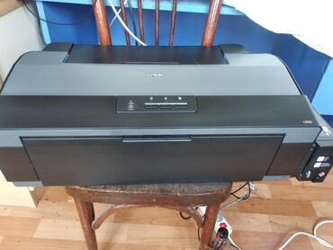 Printer epson t50 na zapchasti - Кыргызстан: Принтер формата A3 + Epson l1300 практически новый.В копии центрах и