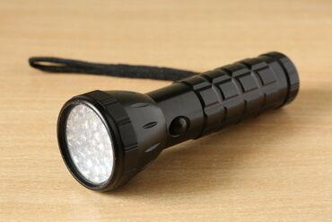 Продаю фонарик.Металлический корпус.Работает от 3-х батареек