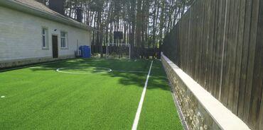 бу искусственный газон в Кыргызстан: Искусственный газон для футбольного поля 40 ммВысота ворса: 40 ммМЫ