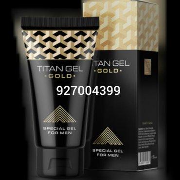 Титан гель Голд для мужчин  в Душанбе