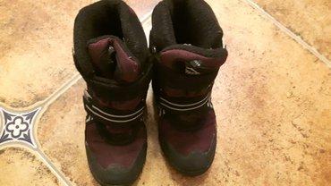 Mckinley čizme za dečake br. 32, za sneg, tople, ljubičasto crne, - Novi Sad