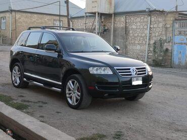 İşlənmiş Avtomobillər Azərbaycanda: Volkswagen Touareg 3.2 l. 2007 | 280000 km