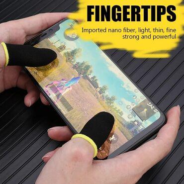 Mobil telefonlar üçün aksesuarlar - Sumqayıt: PUBG elcekleriИгровой контроллер для PUBG с защитой от пота и царапин