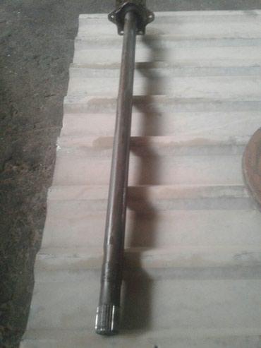 ПОЛУОСИ,ступицы,тормозные диски в Бишкек