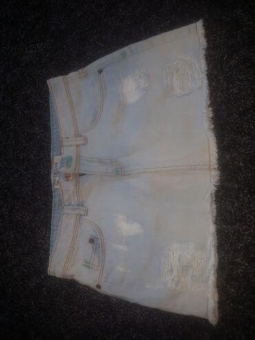 Terranova suknja s ocuvana