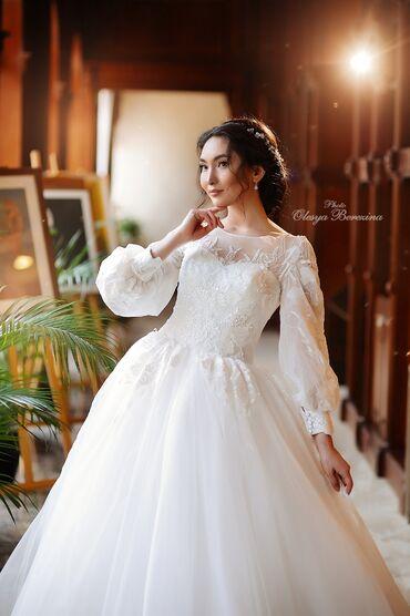 Личные вещи - Новопавловка: Роскошное свадебное платье для яркой красавицы . Аксессуары бонусом