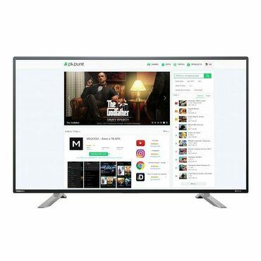 Телевизоры ТошибаAndroid tvTOSHIBA 49 L5049 дюм 125 см диогональСмарт