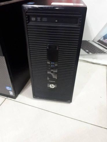 Bakı şəhərində I7-4770 Hp ProDesk 4 cu nesil 1150 hp ram4 hdd-500 g vga-2 q 128 bit