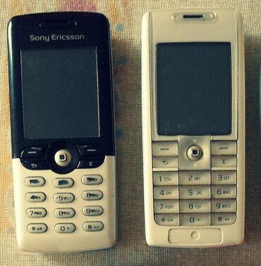 Mobilni telefoni i aksesoari - Srbija: Sony Ericsson T610, T630 Extra telefoni starije generacije, ispravni