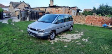 Aro spartana 1 2 mt - Srbija: Fiat Ulysse 2 l. 2001 | 287000 km