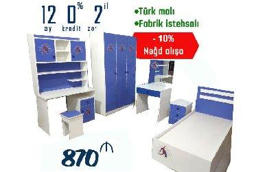 Bakı şəhərində Oğlan otağı dəsti - 870 AZN