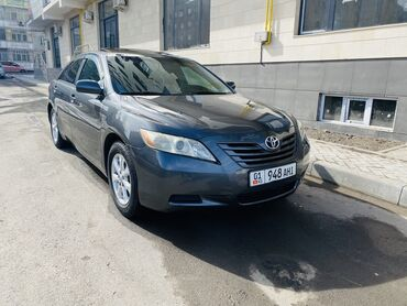 Toyota - Цвет: Серый - Бишкек: Toyota Camry 2.4 л. 2007 | 218000 км