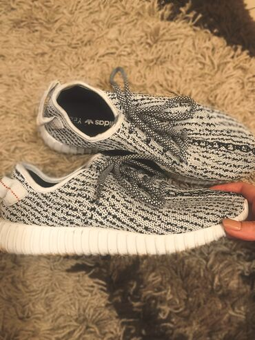 "Ženska patike i atletske cipele | Kragujevac: Original adidas patike ""Yeezy Boost 350 Kanye West"" u broju 40 (može i"