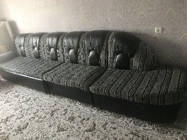 ами мебель кухонный угловой диван николетти в Кыргызстан: БУ диван угловой!
