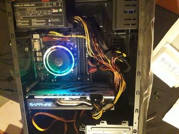 Bakı şəhərində Ddr4 6 ci nesil 8 ram 4gb 256 bit vga 500 hard disk 19 manitor ne