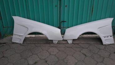 Крылья AMG на мерседес 210 кузов миллениум,без молдингов. Продаю по