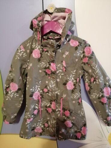 Prelepa Dopodopo jakna vel 116,kao nova Par puta nošena,bez tragova