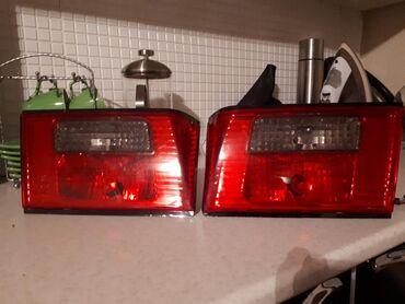 Продаю задний стопники на багажник в полной комплектации на БМВ Е34