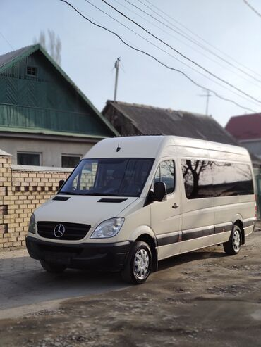двигатель мерседес 124 2 2 бензин в Кыргызстан: Mercedes-Benz Sprinter 2.2 л. 2007