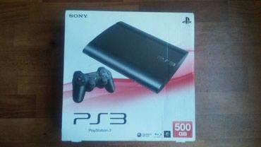 PS3 ,идеальное состояние. не прошитая. в Бишкек