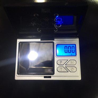 Электронные весы  От 0,01 гр  до 100 гр в Бишкек