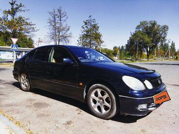 14332 объявлений: Lexus GS 3 л. 2000 | 200 км